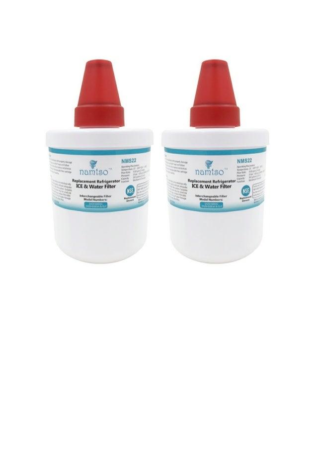 Hot Namtso Nms22 Refrigerator Water Filters Cartridge