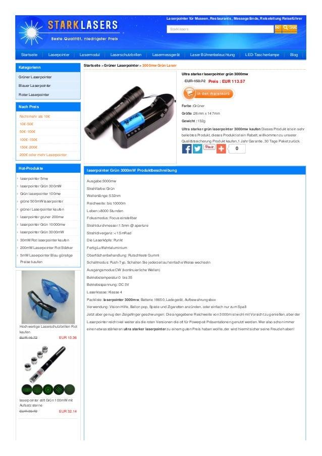 Laserpointer für Museen, Restaurants , Messegelände, Reiseleitung Reiseführer Starklasers EUR 150.72 0 Ultra starker laser...