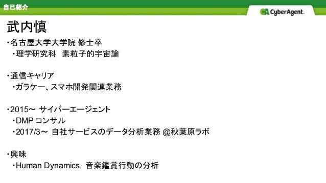 WebにおけるHuman Dynamics    武内慎 Slide 2