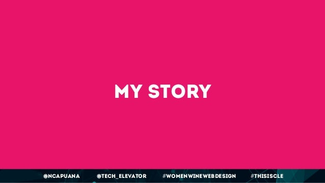 Women, Wine & Web Design - workshop Slide 3