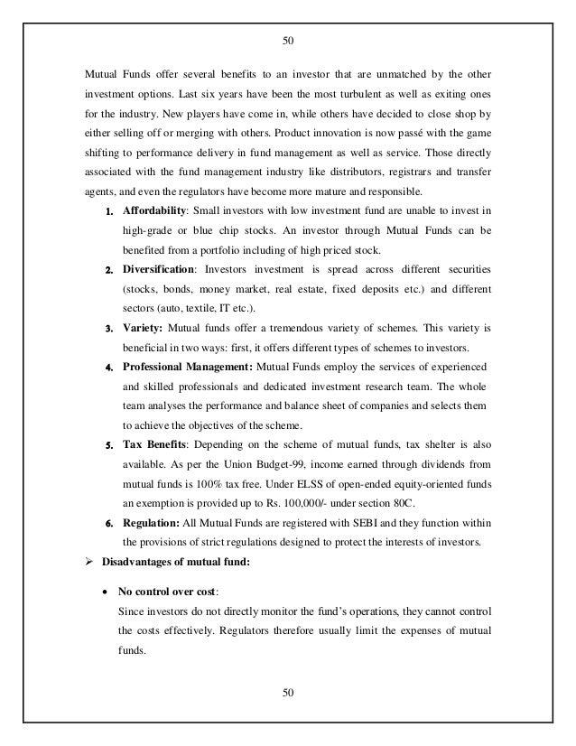 benefits professional management 50