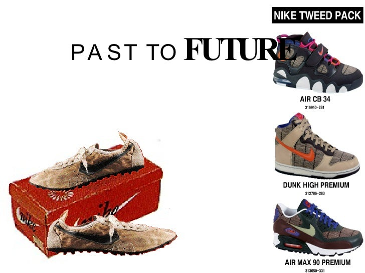 PAST TO FUTURE ...