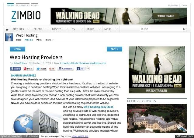 Www Zimbio Com Web Hosting Articles Q96l Qhlv Zd Web Hosting
