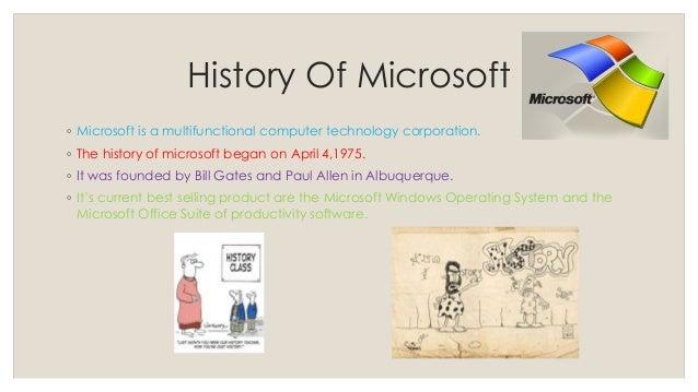 A Documentary on Windows (Timeline)