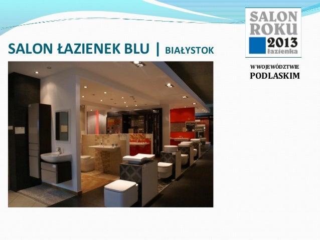 łazienka Wybór Roku 2013 Salon Roku 2013