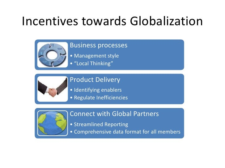 the globalization of wyeth Week 10: role of the cio and globalization of wyeth mis5001: management information systems david s mcgettigan agenda prior lecture recap the globalization.