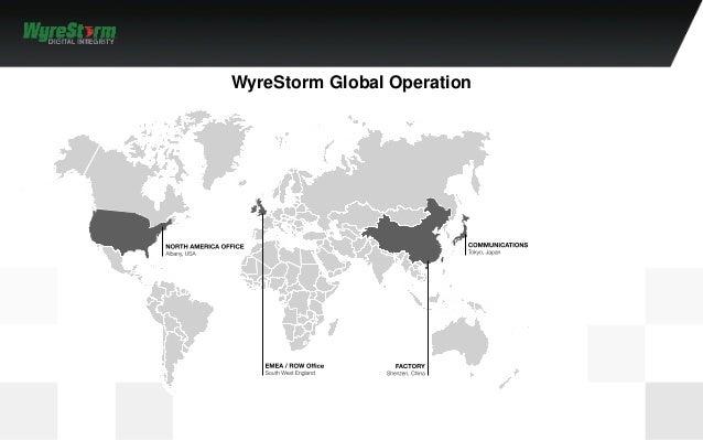 WyreStorm: Next Level Digital HD Transmission Slide 2