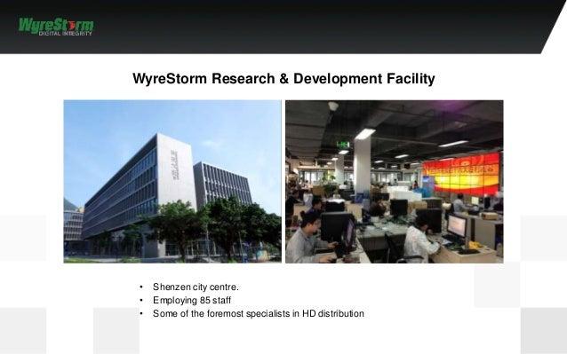 WyreStorm: Next Level Digital HD Transmission Slide 3
