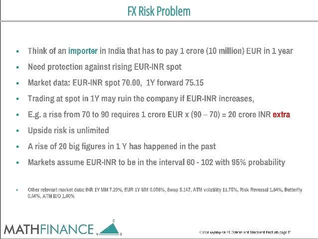 FX Risk Problem         
