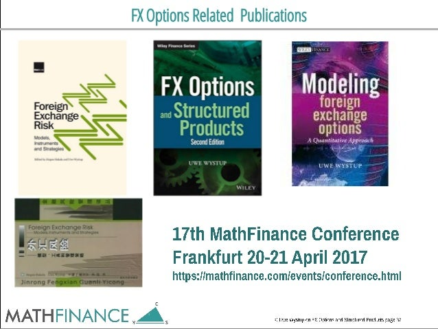 FX Options Related Publications