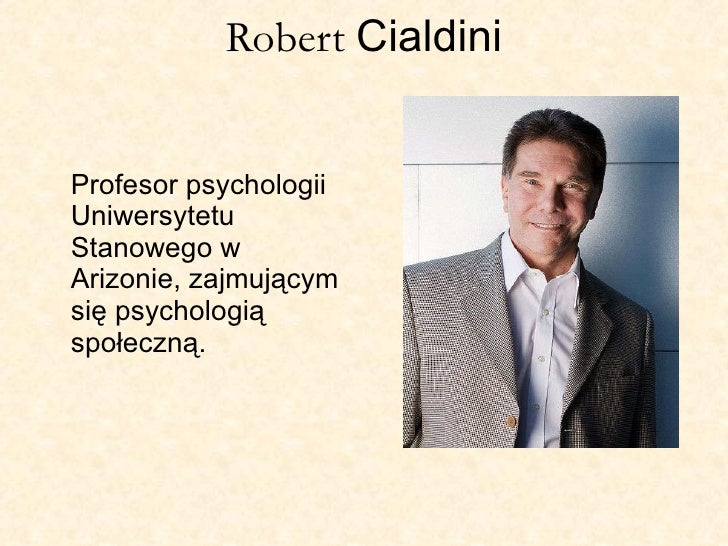 robert b cialdini influence pdf