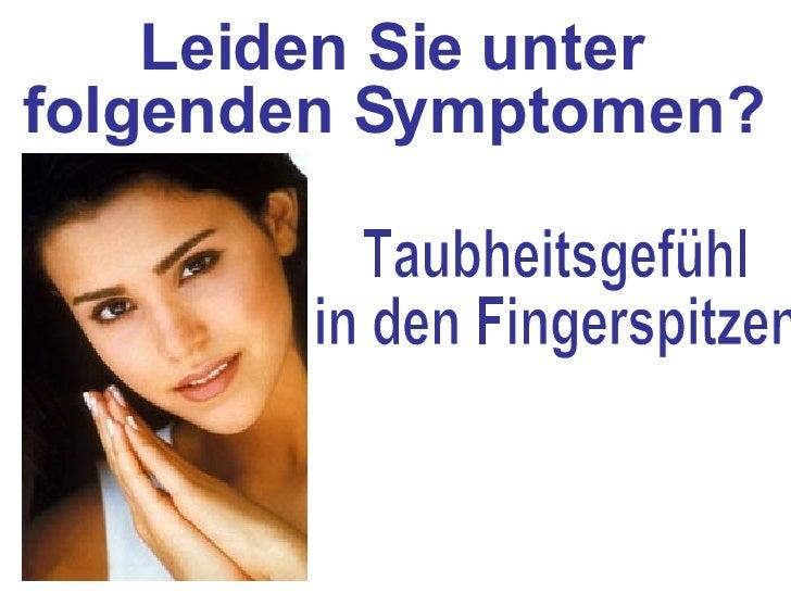 Ohrenschmerzen Leiden Sie unter folgenden Symptomen?