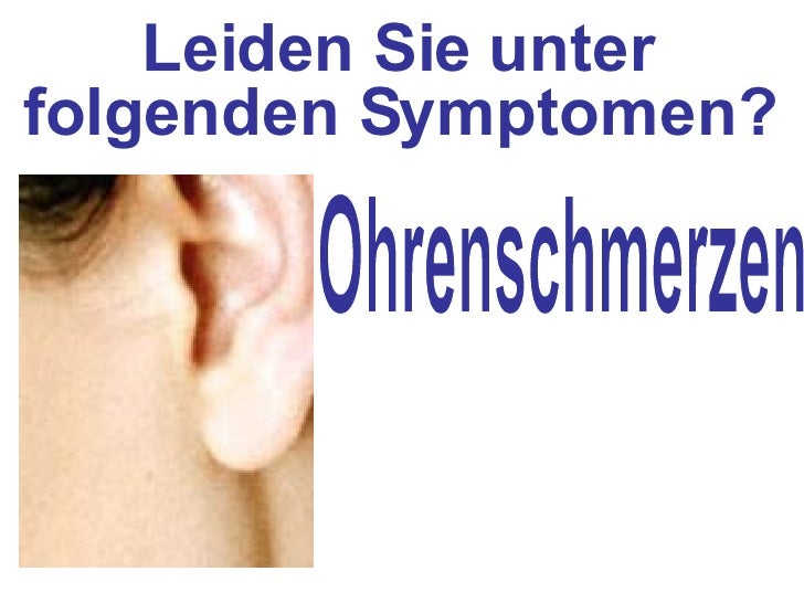 Augenschmerzen  oder Doppelsehen Leiden Sie unter folgenden Symptomen?