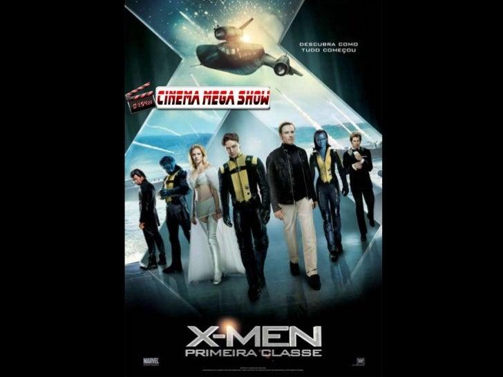 X - Men Primeira Classe