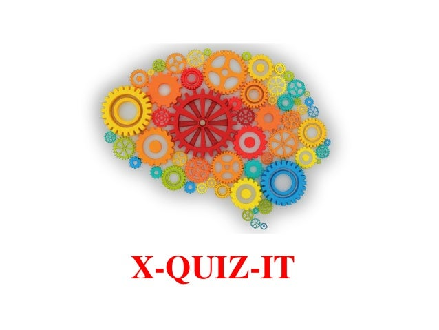 X-Quiz-It (Finals)