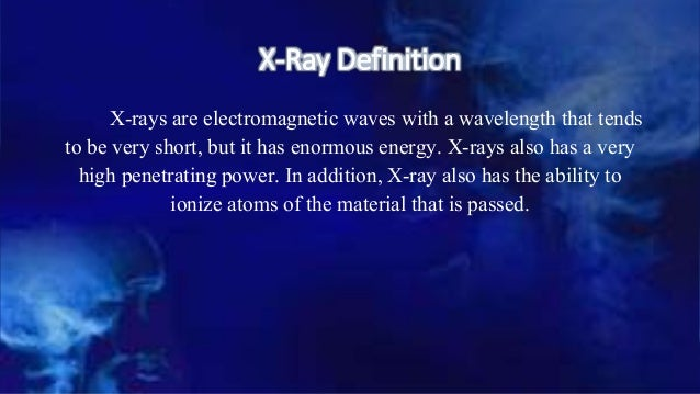 x-ray presentation smk smak bogor 2014/2015, Human Body