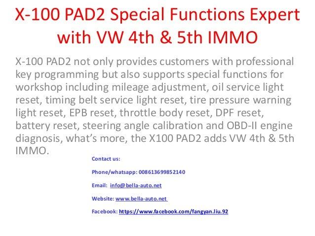 XTOOL X100 pad2 pro