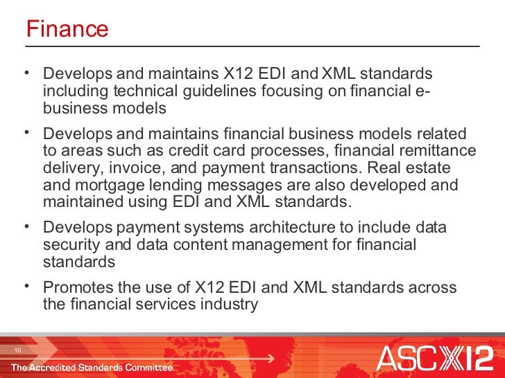 X12 Overview Presentation