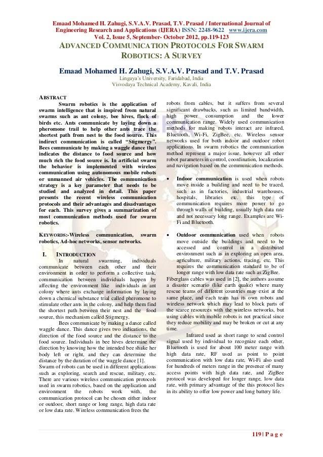 Emaad Mohamed H. Zahugi, S.V.A.V. Prasad, T.V. Prasad / International Journal of       Engineering Research and Applicatio...