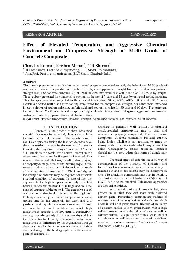 Chandan Kumar et al Int. Journal of Engineering Research and Applications www.ijera.com ISSN : 2248-9622, Vol. 4, Issue 5(...