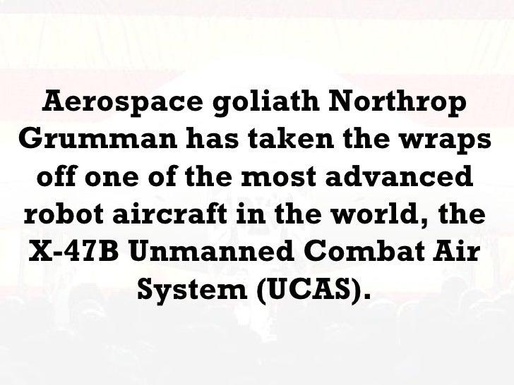 Northrop Grumman S X 47 B1
