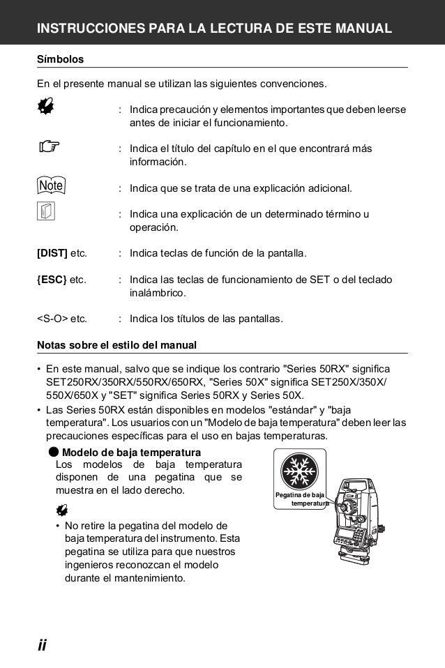 Sokkia 4b Manual