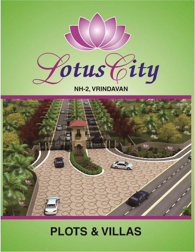 Essun lotus-city-vrindavan-plots