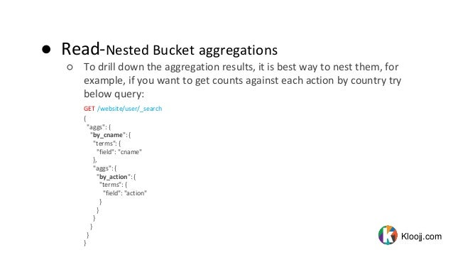 Elasticsearch: Getting Started Part 3 Aggregations