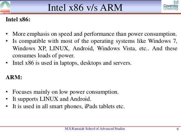Performance Comparison Between x86 and ARM Assembly