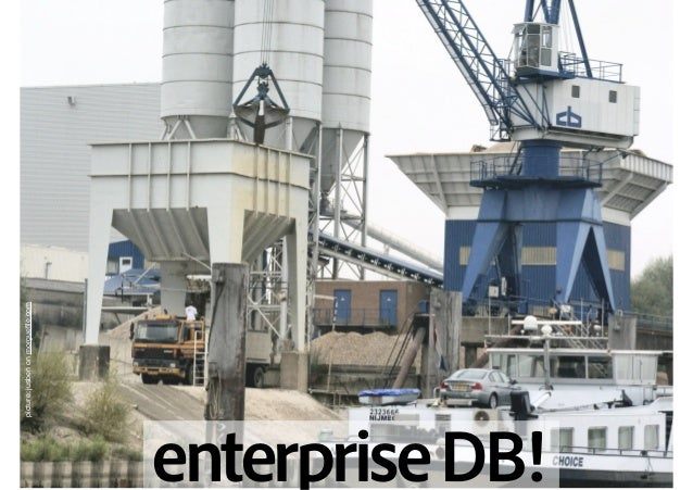 enterpriseDB! picture:jusbenonmorguefile.com