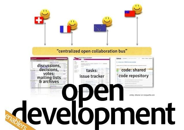 open developmentenablers