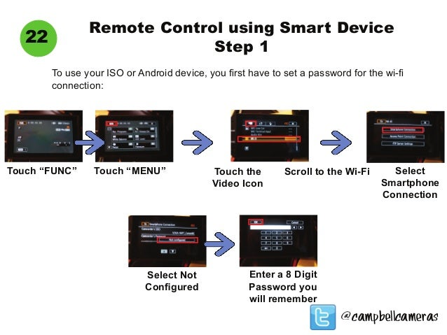 Canon Remote Control Software