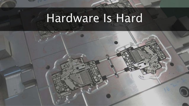 Hardware By the Numbers: O'Reilly Solid Keynote  Slide 3