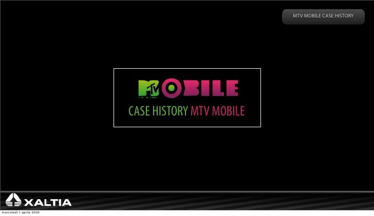 mtv case study Free essays on case 4 mtv networks the arabian challenge for students use our papers to help you with yours 1 - 30.