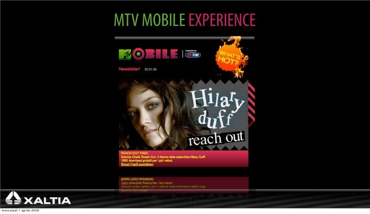 mtv case study Case study 4: mtv networks: the arabian challenge, please read and than answer 1 experts felt that one of the biggest challenges faced by mtv while launching mtv arabia was the prevalent culture in the arab world.