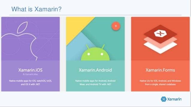 What is Xamarin?