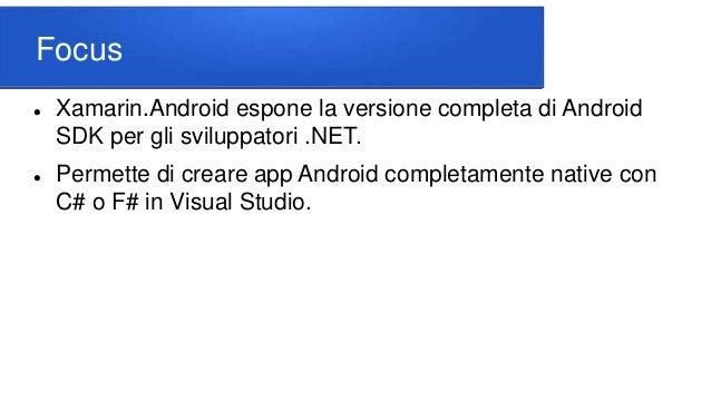 Xamarin.android Slide 2