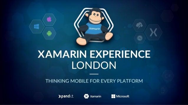 Team Tech 1 Project Manager 1 Tech Lead 1 Android Dev 1 iOS Dev 1 Windows Dev Visual Studio Xamarin Studio Xamarin Test Cl...