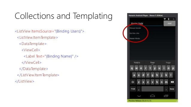 Xamarin Forms, MVVM and Testing