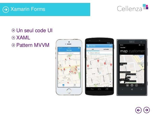 Cellenza xamarin from 0 - Office 365 comment ca marche ...