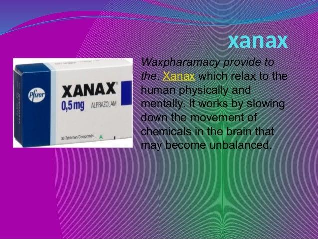 xanax price comparison