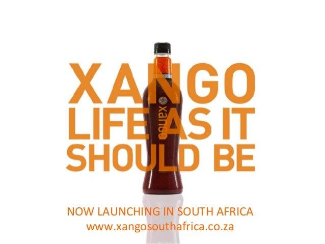 Xango Launches In South Africa