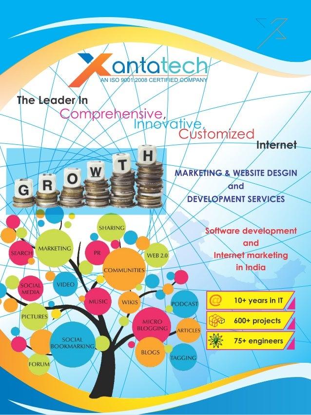 Xantatech Pvt. Ltd. Profile - Global IT Company