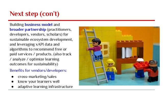Modeling / algorithms Evaluation by teacher The foundations of adaptive learning Competency framework Knowledge map Learni...