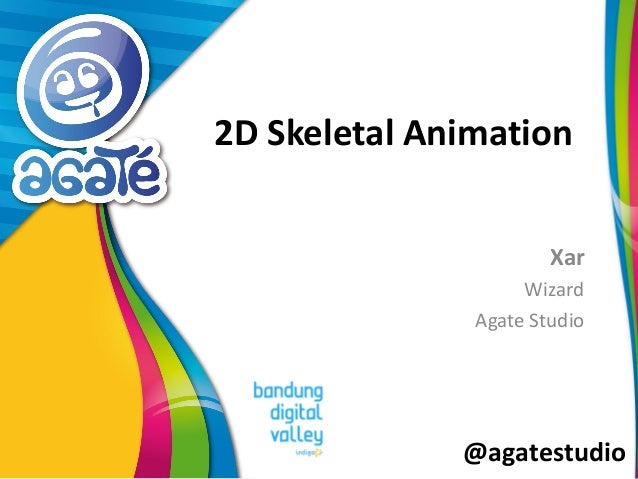 @agatestudio 2D Skeletal Animation Xar Wizard Agate Studio