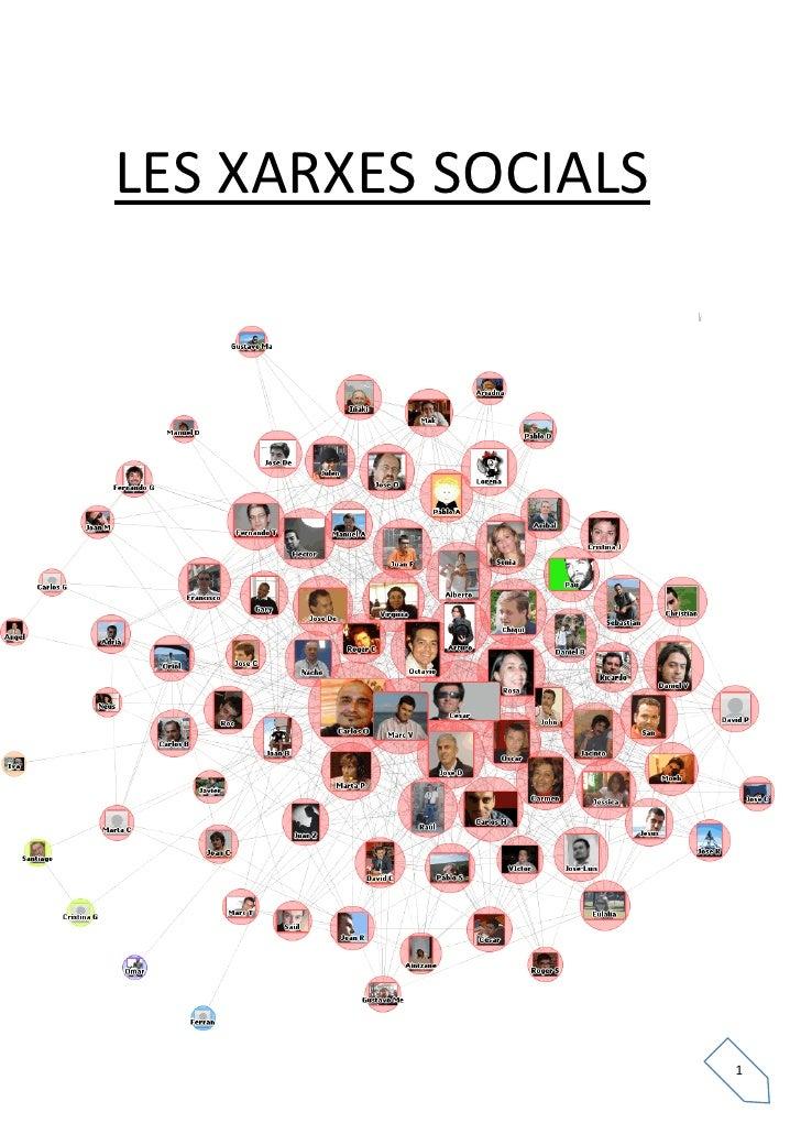 LES XARXES SOCIALS                          1