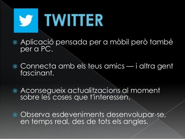 Xarxes socials. Comunicar-se per existir