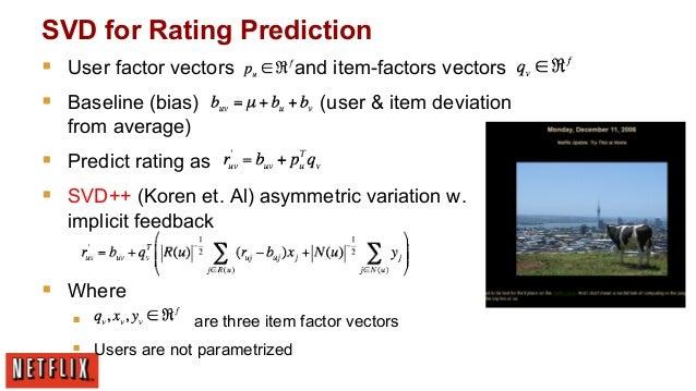 xavier amatriain  dir algorithms netflix m lconf 2013