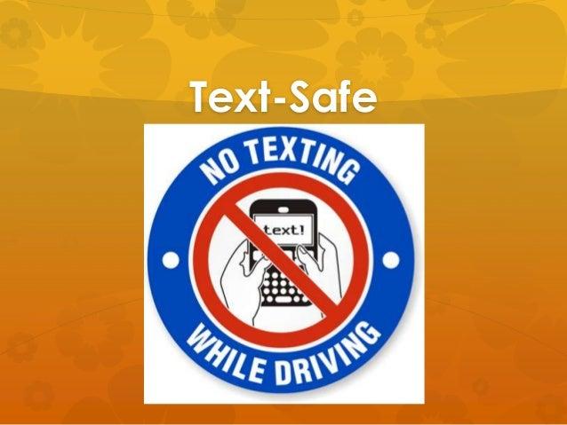Text-Safe