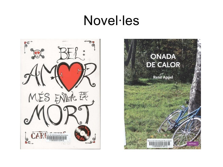 Novel·les